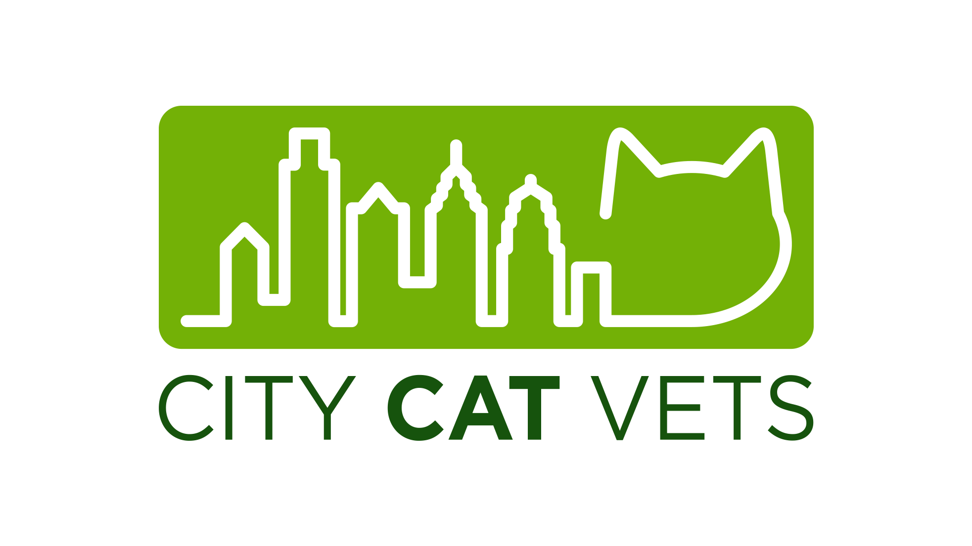 City Cat Vets logo