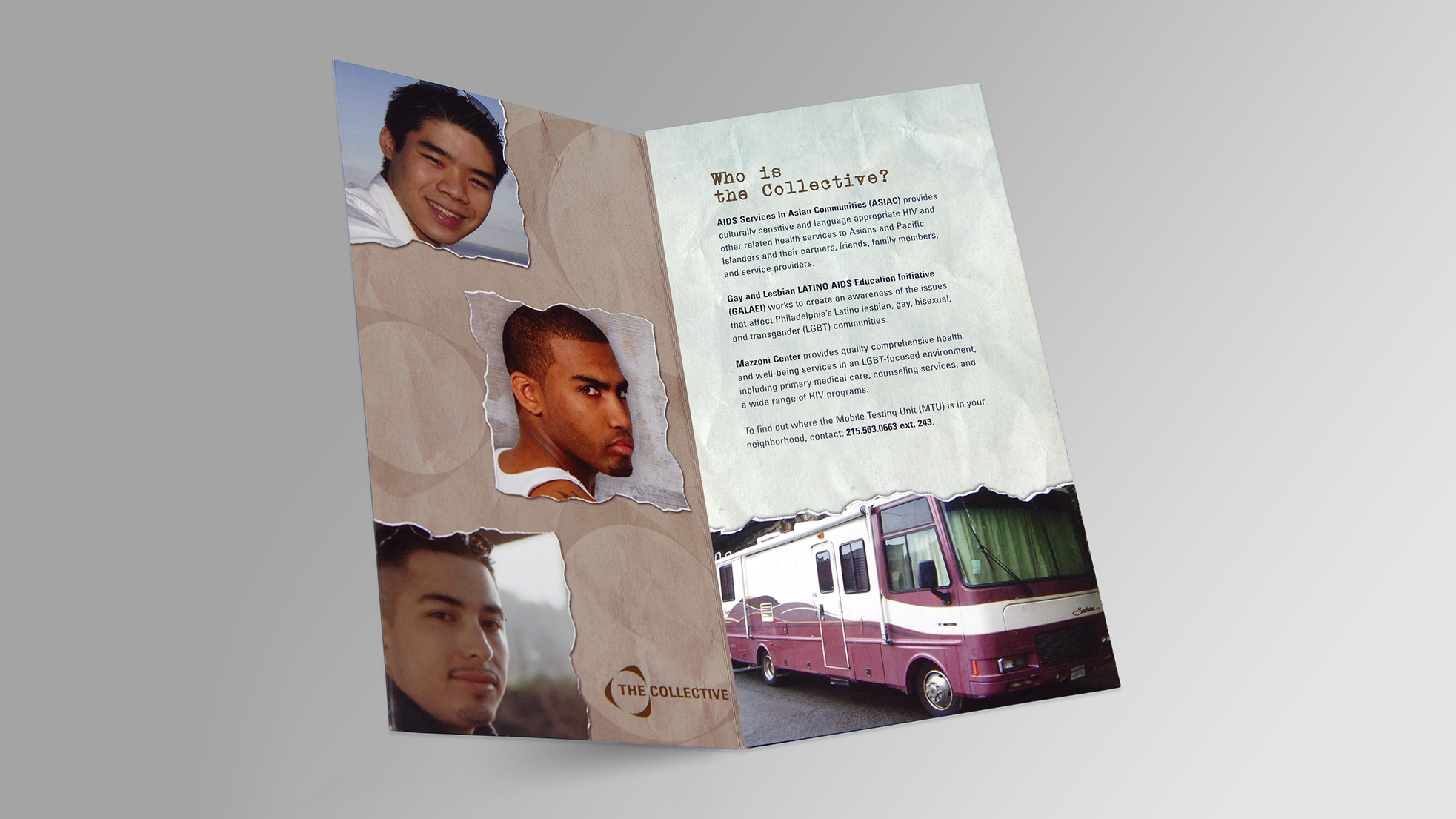 The Collective brochure