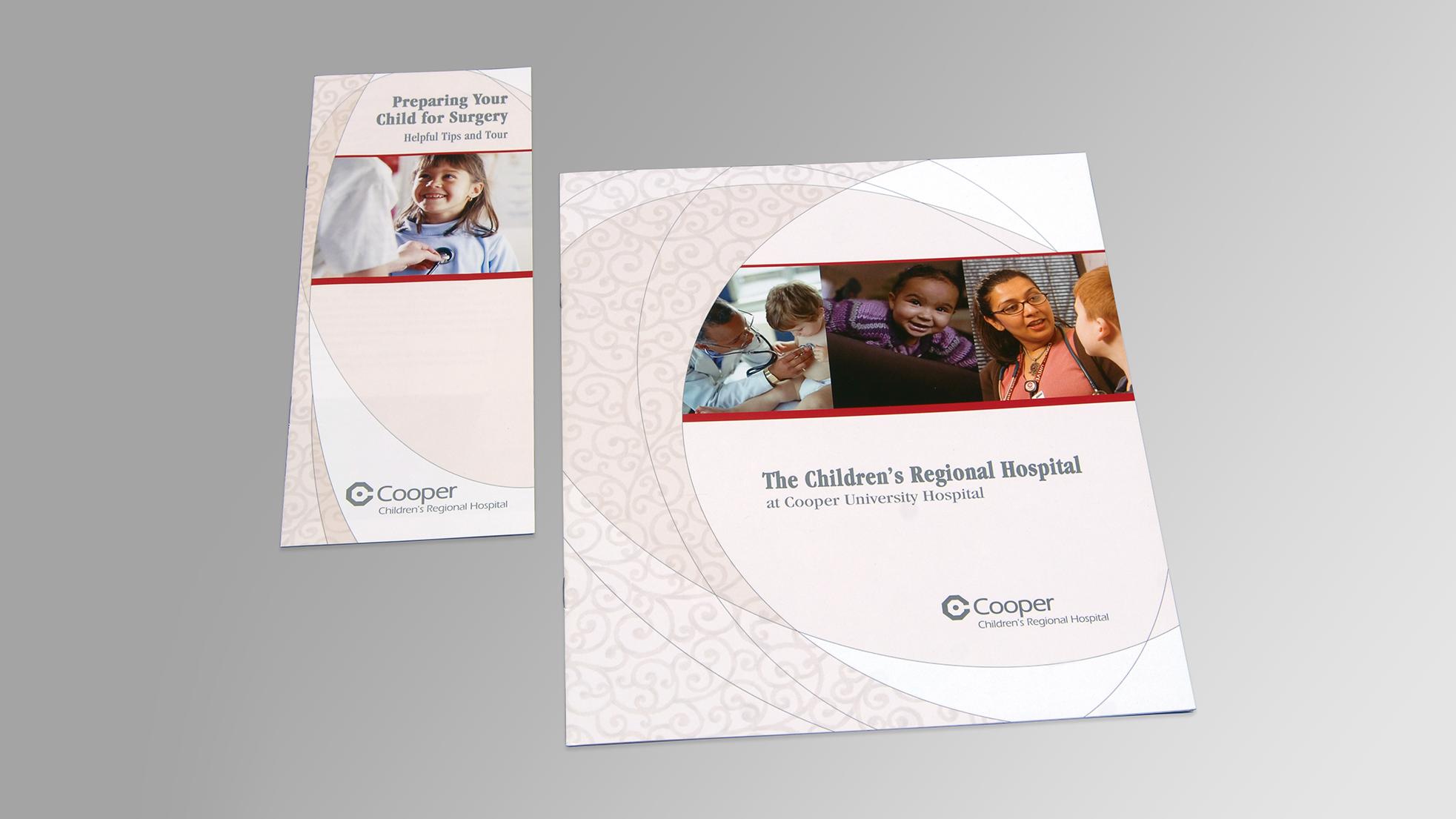 Cooper University Hospital brochure