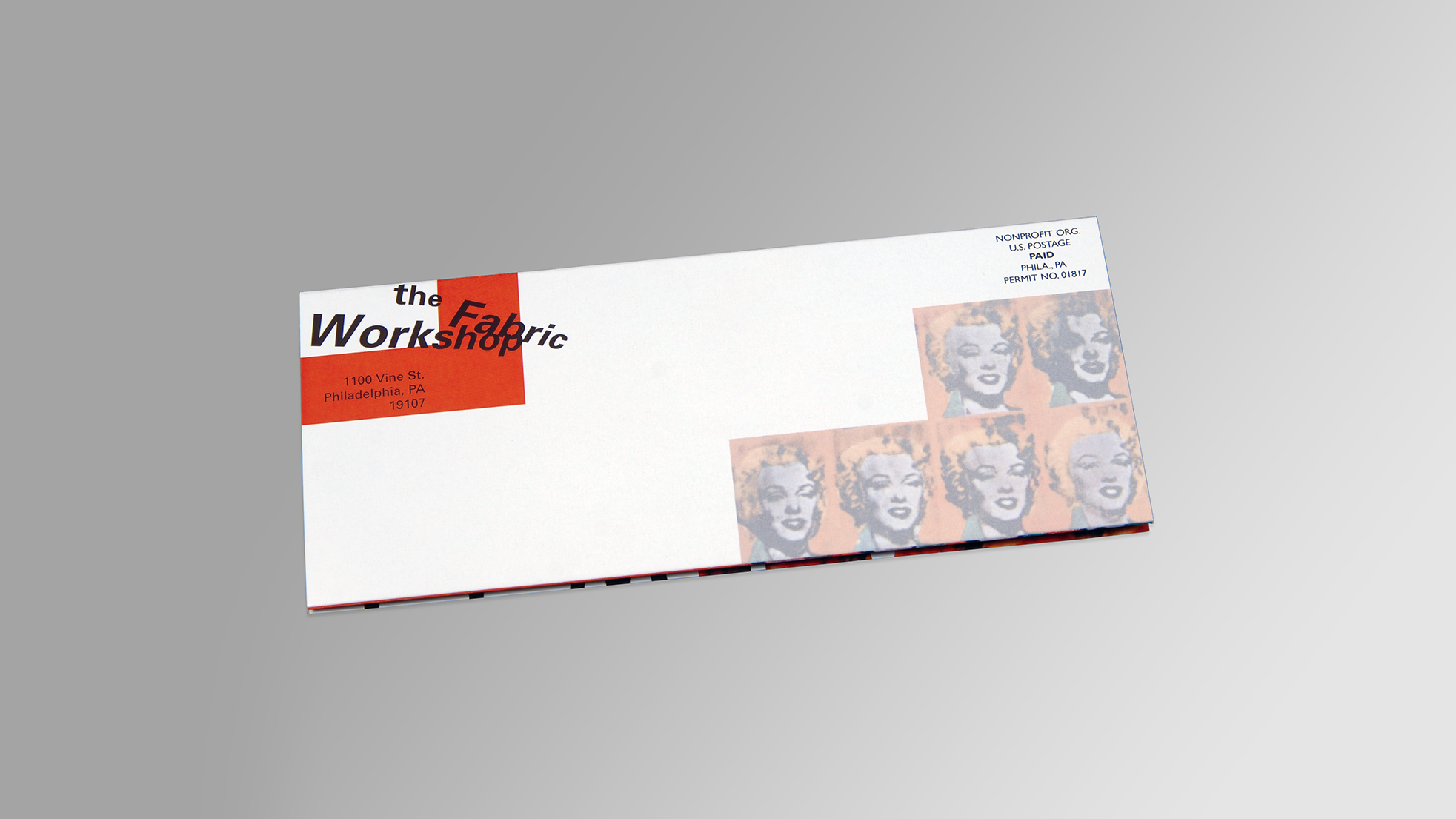 The Fabric Workshop direct mail